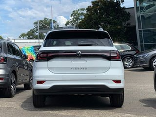 2021 Volkswagen T-Cross C1 MY21 85TSI DSG FWD Style White 7 Speed Sports Automatic Dual Clutch Wagon