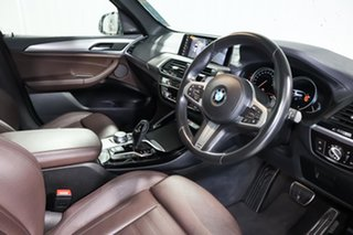 2019 BMW X3 G01 M40i Steptronic Black 8 Speed Automatic Wagon