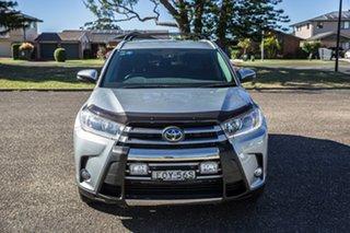 2019 Toyota Kluger GSU55R GXL AWD Grey 8 Speed Sports Automatic Wagon
