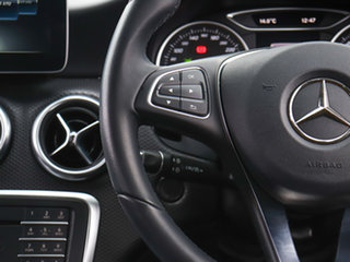 2017 Mercedes-Benz A180 176 MY17 White 7 Speed Automatic Hatchback