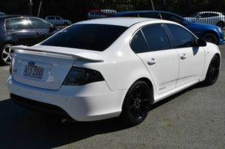2013 Ford Falcon FG MK2 XR6T White 6 Speed Manual Sedan