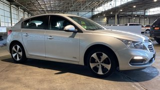 2016 Holden Cruze JH Series II MY16 Z-Series Silver 6 Speed Sports Automatic Hatchback.