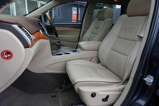 2012 Jeep Grand Cherokee WK MY2013 Overland Maximum Steel 6 Speed Sports Automatic Wagon