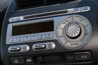2007 Honda Jazz GD GLi Helios Yellow 5 Speed Manual Hatchback