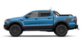 2021 Ford Ranger PX MkIII 2021.75MY Raptor X Pick-up Double Cab Performance Blue 10 Speed.
