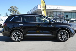 2018 Renault Koleos HZG Initiale X-tronic Black 1 Speed Constant Variable Wagon.