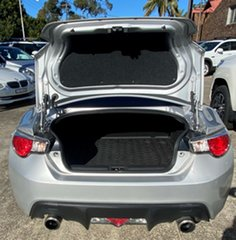 2013 Toyota 86 ZN6 GTS Sterling Silver 6 Speed Manual Coupe