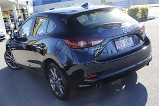 2017 Mazda 3 BN5436 SP25 SKYACTIV-MT Astina Deep Crystal Blue 6 Speed Manual Hatchback.