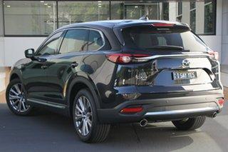 2021 Mazda CX-9 TC Azami LE SKYACTIV-Drive i-ACTIV AWD Jet Black 6 Speed Sports Automatic Wagon.