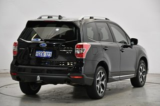 2015 Subaru Forester S4 MY15 XT CVT AWD Premium Black 8 Speed Constant Variable Wagon