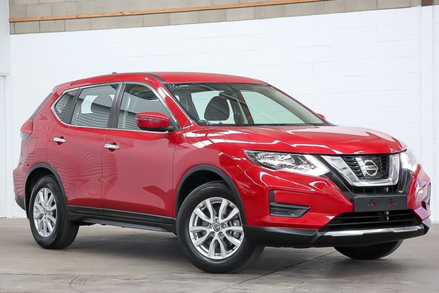 Used Nissan X-Trail T32 Series II ST X-tronic 2WD Erina, 2019 Nissan X-Trail T32 Series II ST X-tronic 2WD Red 7 Speed Constant Variable Wagon