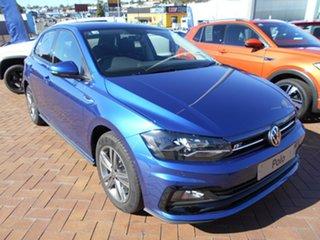 2021 Volkswagen Polo AW MY21 85TSI DSG Comfortline Reef Blue Metallic 7 Speed.