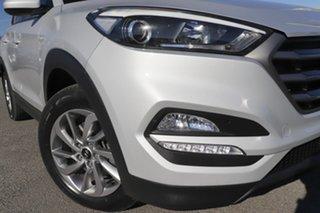 2016 Hyundai Tucson TLE Active 2WD Platinum Silver 6 Speed Sports Automatic Wagon.