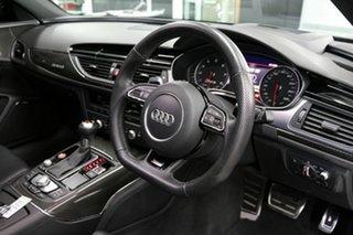 2016 Audi RS6 4G MY16 performance Avant Tiptronic Quattro Black 8 Speed Sports Automatic Wagon.