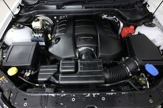 2015 Holden Caprice WN MY16 V White 6 Speed Auto Active Sequential Sedan