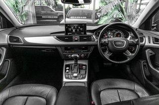 2013 Audi A6 4G MY13 Multitronic Black 1 Speed Constant Variable Sedan