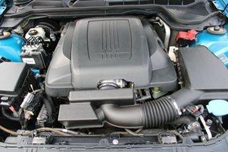 2012 Holden Commodore VE II MY12.5 SV6 Z-Series Blue 6 Speed Automatic Sedan
