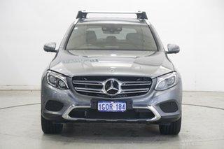 2017 Mercedes-Benz GLC-Class X253 807MY GLC250 9G-Tronic 4MATIC Grey 9 Speed Sports Automatic Wagon.