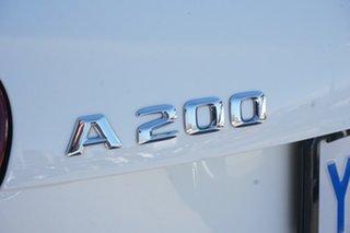 2013 Mercedes-Benz A-Class W176 A200 DCT White 7 Speed Sports Automatic Dual Clutch Hatchback