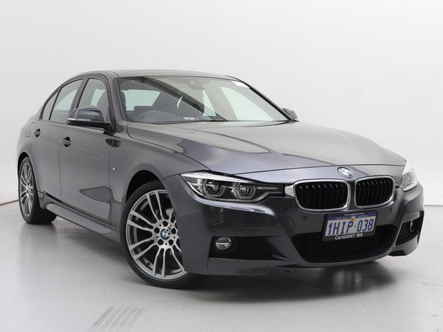 Used BMW 320i F30 LCI M Sport, 2016 BMW 320i F30 LCI M Sport Grey 8 Speed Automatic Sedan