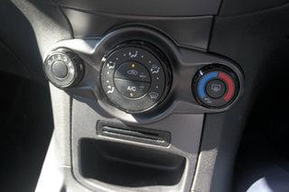 2015 Ford Fiesta WZ MY15 Ambiente Silver 5 Speed Manual Hatchback