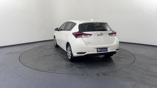 2016 Toyota Corolla ZRE182R MY15 Ascent Glacier White 7 Speed CVT Auto Sequential Hatchback
