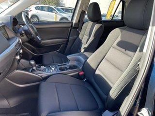 2015 Mazda CX-5 KE1032 Maxx SKYACTIV-Drive AWD Sport Blue 6 Speed Sports Automatic Wagon