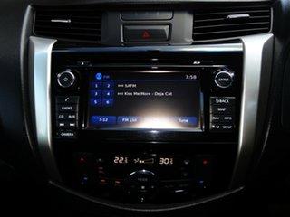 2015 Nissan Navara D23 ST-X Red 6 Speed Manual Utility