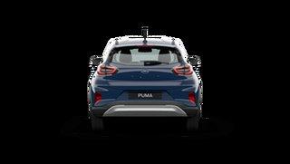 2021 Ford Puma JK Puma Blazer Blue 7 Speed Automatic