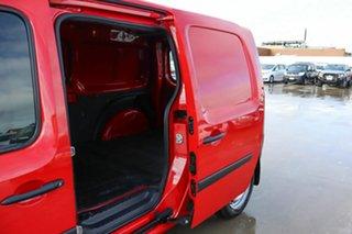 2015 Renault Kangoo F61 Phase II Maxi Red 6 Speed Manual Van.