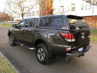 2018 Mazda BT-50 UR0YG1 XTR 4x2 Hi-Rider Bronze Brown/cloth 6 Speed Manual Utility