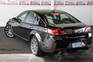 2014 Holden Calais VF V Black 6 Speed Automatic Sedan
