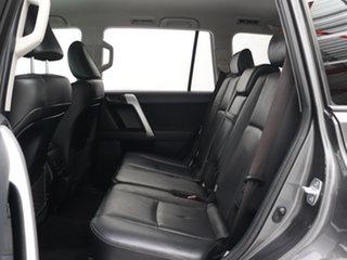 2018 Toyota Landcruiser GDJ150R MY18 Prado GXL (prem Int) (4x4) Grey 6 Speed Automatic Wagon