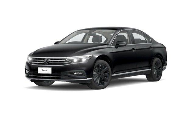 New Volkswagen Passat 3C (B8) MY21 162TSI DSG Elegance Port Melbourne, 2021 Volkswagen Passat 3C (B8) MY21 162TSI DSG Elegance Black 6 Speed Sports Automatic Dual Clutch