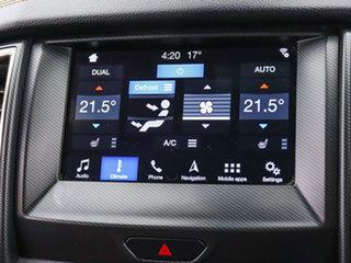 2016 Ford Ranger PX MkII MY17 Wildtrak 3.2 (4x4) Black 6 Speed Manual Dual Cab Pick-up