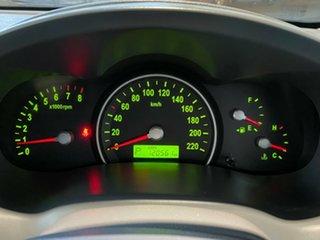 2008 Kia Grand Carnival VQ MY08 Platinum Blue 5 Speed Sports Automatic Wagon