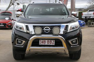 2016 Nissan Navara D23 ST-X Black 7 Speed Sports Automatic Utility.