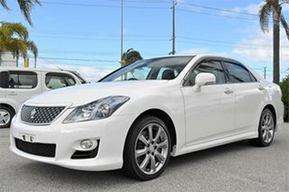 2008 Toyota Crown GRS204 White 1 Speed