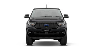 2021 Ford Ranger PX MkIII FX4 Shadow Black 6 Speed Automatic Double Cab Pick Up