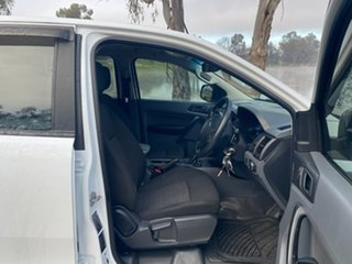 2018 Ford Ranger PX MkII 2018.00MY XL White 6 Speed Sports Automatic Utility