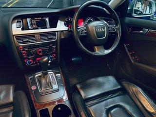 2009 Audi A4 B8 8K Tiptronic Quattro Silver 6 Speed Sports Automatic Sedan.