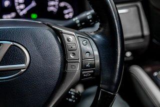 2013 Lexus RX GGL15R MY12 RX350 Sports Luxury Black 6 Speed Sports Automatic Wagon