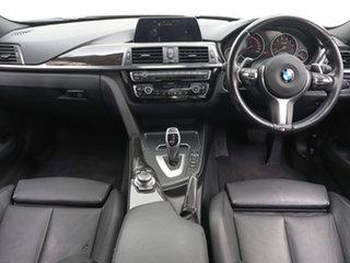 2016 BMW 320i F30 LCI M Sport Grey 8 Speed Automatic Sedan