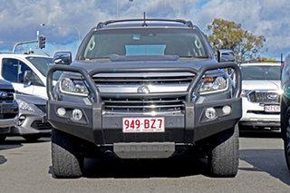 2018 Holden Trailblazer RG MY18 LTZ Grey 6 Speed Sports Automatic Wagon.