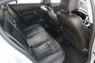 2012 Holden Cruze JH Series II MY12 SRi Silver 6 Speed Manual Hatchback