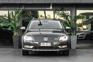 2013 Volkswagen Passat Type 3C MY13.5 Alltrack DSG 4MOTION Brown 6 Speed.