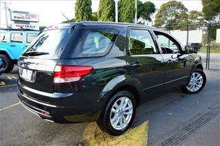 2012 Ford Territory SZ TS Seq Sport Shift Black 6 Speed Sports Automatic Wagon.