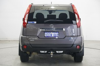 2012 Nissan X-Trail T31 Series IV ST-L Grey 1 Speed Constant Variable Wagon