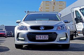 2015 Holden Commodore VF II MY16 SV6 Sportwagon Silver 6 Speed Sports Automatic Wagon.