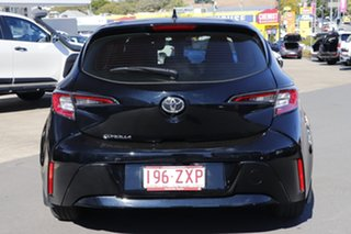 2020 Toyota Corolla Mzea12R Ascent Sport Black 10 Speed Constant Variable Hatchback